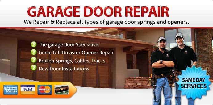 garage door repair Margate FL